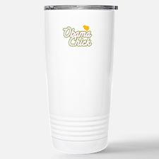 Obama Chick (yellow chick) Travel Mug