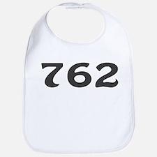 762 Area Code Bib