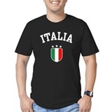 Italian Fitted Dark T-Shirts
