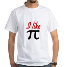I like Pi Shirt