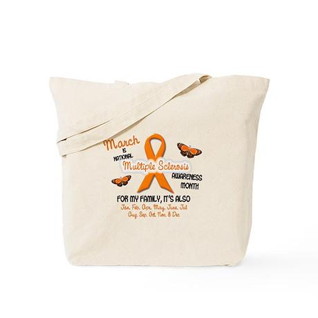 MS Awareness Month 2.2 Tote Bag