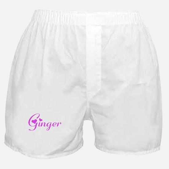 Ginger Boxer Shorts