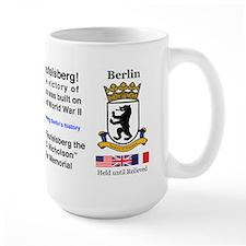 Save Teufelsberg! Mug