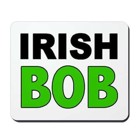 IRISH BOB Mousepad