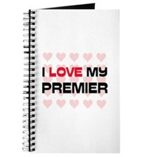 I Love My Premier Journal