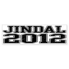 Jindal 2012 Bumper Bumper Sticker