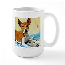Basenji Pup Mug
