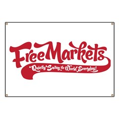 Free Markets Banner