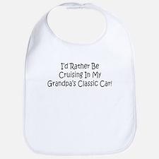 In Grandpa's Classic Car Bib
