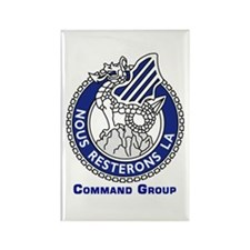 3ID Command Group Rectangle Magnet