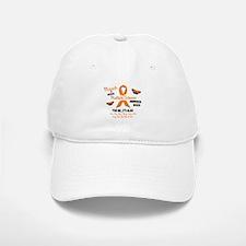 MS Awareness Month 2.1 Baseball Baseball Cap