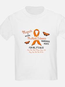 MS Awareness Month 2.1 T-Shirt