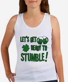 Ready to Stumble Women's Tank Top