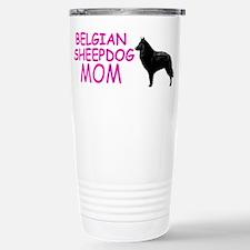 belgian sheepdog mom Travel Mug