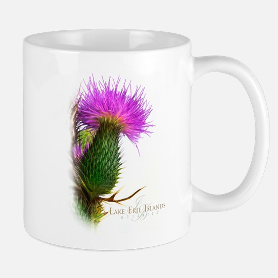 Lake Erie Islands Botanica Small Mug