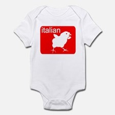 ITALIAN Infant Bodysuit