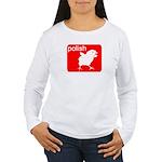 POLISH Women's Long Sleeve T-Shirt