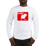 POLISH Long Sleeve T-Shirt