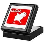POLISH Keepsake Box