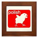 POLISH Framed Tile