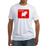 POLISH Fitted T-Shirt