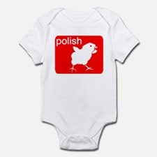 POLISH Infant Bodysuit