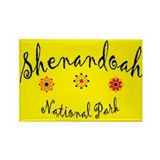 Shenandoah Super Cute Rectangle Magnet