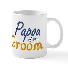 Papou of the Groom Mug
