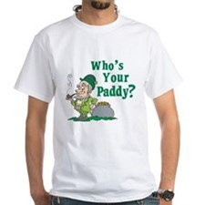 Who's Your Paddy? Shirt