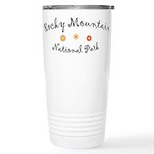 Rocky Mountain Super Cute Travel Mug
