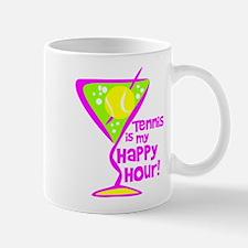 Tennis Happy Hour Mug