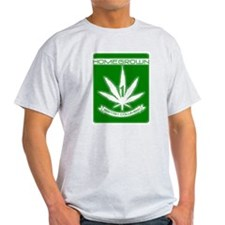 British Columbia home grown Ash Grey T-Shirt