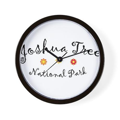 Joshua Tree Super Cute Wall Clock