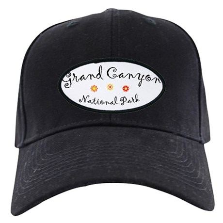 Grand Canyon Super Cute Black Cap