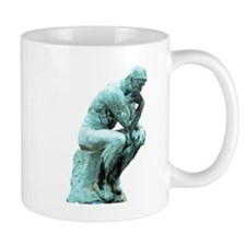 The Thinker Small Mug