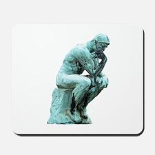 The Thinker Mousepad