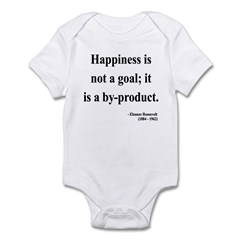 Eleanor Roosevelt 8 Infant Bodysuit