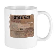 Oatmeal Raisin Mug