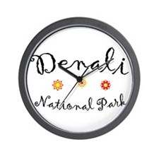 Denali Super Cute Wall Clock