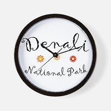 Denali Super Cute Wall Clock