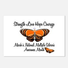 MS Awareness Month 3.2 Postcards (Package of 8)