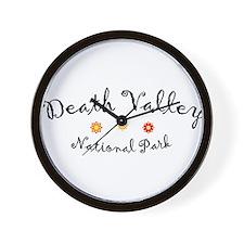 Death Valley Super Cute Wall Clock