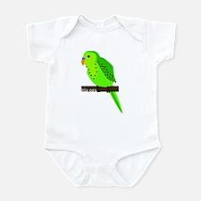 Baby loves Kia ora, Kakapo