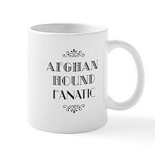 Afghan Hound Fanatic Mug