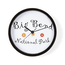 Big Bend Super Cute Wall Clock