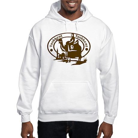 Tashkent Hooded Sweatshirt