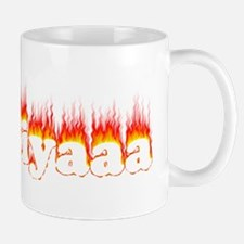Orange Fiyaaa Mug