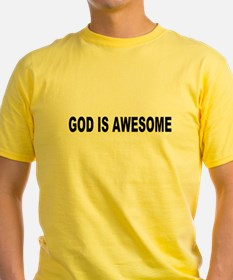 God Is Awesome T