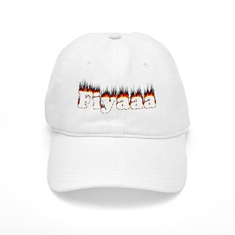 Black-Red Fiyaaa Cap