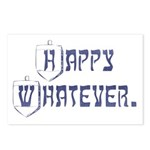 Happy Whatever. Postcards (Package of 8)